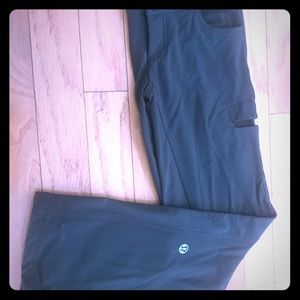 Lululemon cargo pants-small